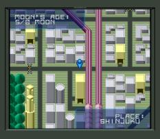 Shin Megami Tensei SNES 088