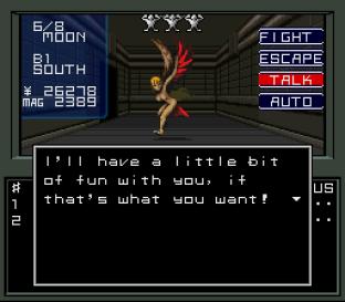 Shin Megami Tensei SNES 097