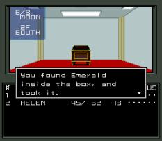 Shin Megami Tensei SNES 099