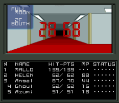 Shin Megami Tensei SNES 109