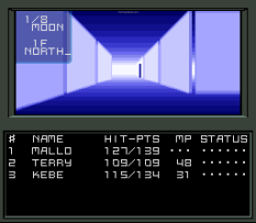 Shin Megami Tensei SNES 121