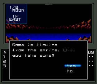 Shin Megami Tensei SNES 122