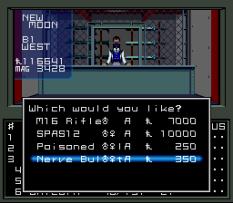 Shin Megami Tensei SNES 143