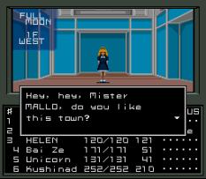 Shin Megami Tensei SNES 164