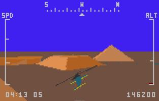 Steel Talons Atari Lynx 111