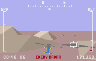 Steel Talons Atari Lynx 122
