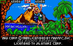 Toki Atari Lynx 01