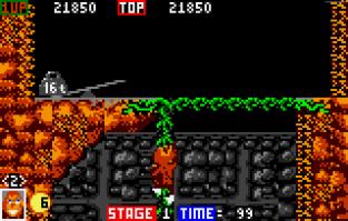 Toki Atari Lynx 20