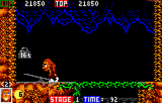 Toki Atari Lynx 21