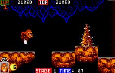 Toki Atari Lynx 22