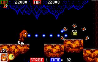 Toki Atari Lynx 23