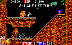 Toki Atari Lynx 32