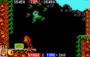 Toki Atari Lynx 34