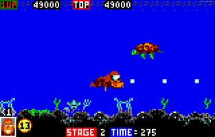 Toki Atari Lynx 42