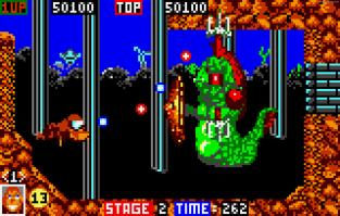 Toki Atari Lynx 45