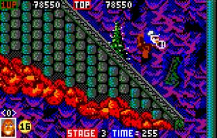 Toki Atari Lynx 64