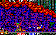 Toki Atari Lynx 65