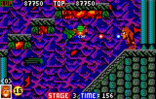 Toki Atari Lynx 78