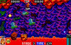 Toki Atari Lynx 81