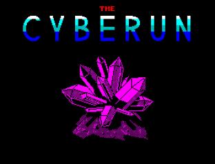 Cyberun ZX Spectrum 01