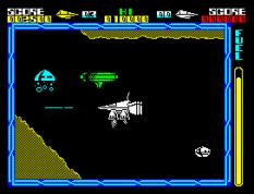Cyberun ZX Spectrum 11