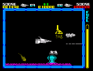 Cyberun ZX Spectrum 20