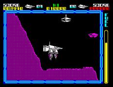 Cyberun ZX Spectrum 21