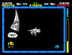 Cyberun ZX Spectrum 22