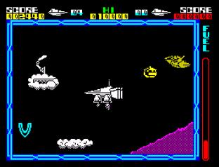Cyberun ZX Spectrum 23