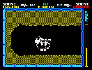 Cyberun ZX Spectrum 31
