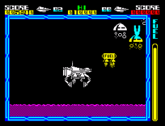 Cyberun ZX Spectrum 32