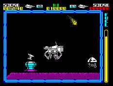 Cyberun ZX Spectrum 33