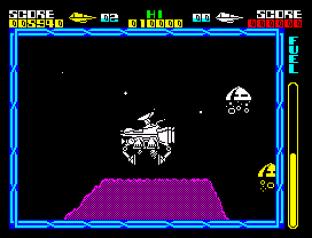 Cyberun ZX Spectrum 34