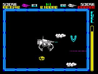 Cyberun ZX Spectrum 42