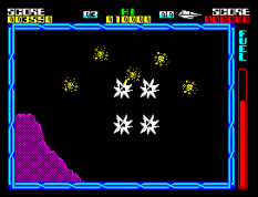 Cyberun ZX Spectrum 43