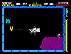 Cyberun ZX Spectrum 44