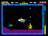 Cyberun ZX Spectrum 48
