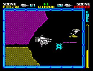 Cyberun ZX Spectrum 53