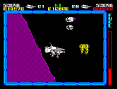 Cyberun ZX Spectrum 54