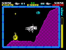 Cyberun ZX Spectrum 55