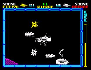 Cyberun ZX Spectrum 56