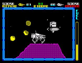 Cyberun ZX Spectrum 64