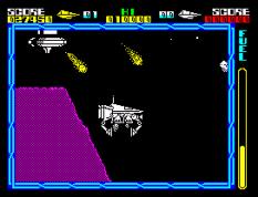 Cyberun ZX Spectrum 65