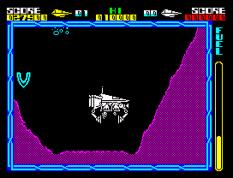 Cyberun ZX Spectrum 66