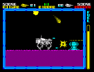 Cyberun ZX Spectrum 67