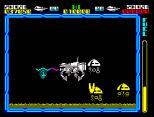 Cyberun ZX Spectrum 70