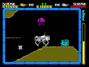 Cyberun ZX Spectrum 75
