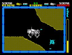 Cyberun ZX Spectrum 76