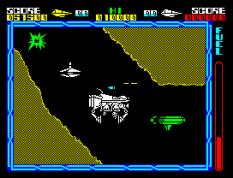 Cyberun ZX Spectrum 77