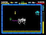 Cyberun ZX Spectrum 80